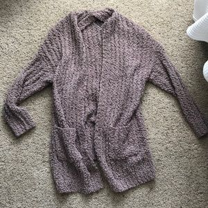 Miracle cozy knit cardigan
